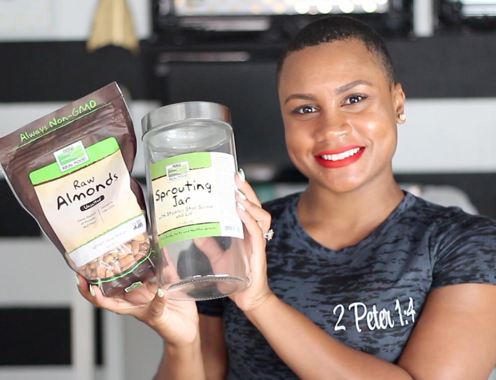 How To Make Homemade Vegan Almond Milk For Healthier Teeth!
